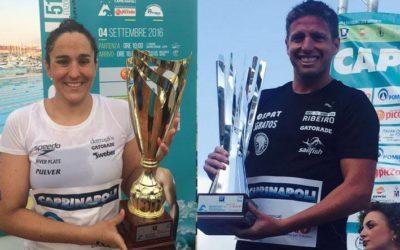 Final Capri-Nápoles con podios Argentinos