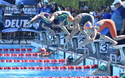 Las promesas de la natación argentina pasaron por Córdoba en el República de Infantiles y Menores 2020