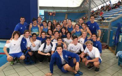Una evaluación satisfactoria para Argentina en el Panamericano sub 17 de Polo Acuático