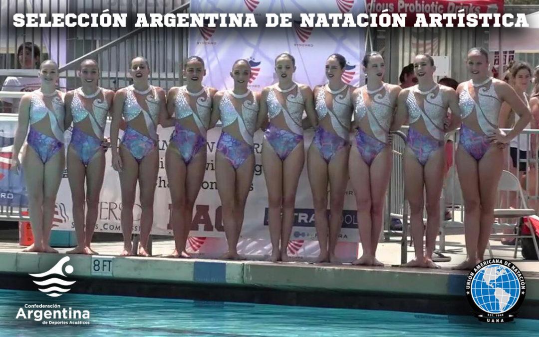 Excelente actuación del seleccionado en el Panamericano UANA