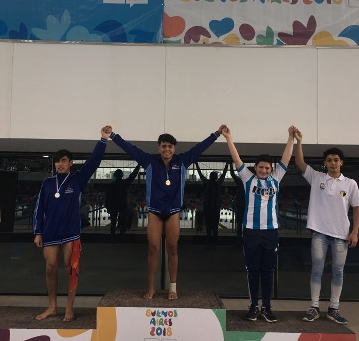 Resultados del Torneo Nacional de Invierno de Saltos Ornamentales Buenos Aires 2018