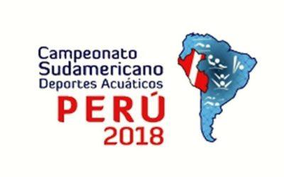 Arranca el Sudamericano de Perú 2018 con las competencias de Polo, Aguas Abiertas y Natación Artística