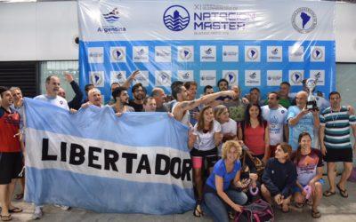 Resultados completos del Argentino Master 2018