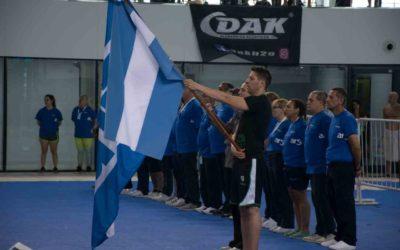 Récords argentinos en el Sudamericano Master Argentina 2018