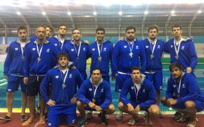 La Selección Argentina de Waterpolo obtuvo dos medallas en el Sudamericano de Perú