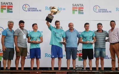 LOS ARGENTINOS COPARON EL PODIO EN ROSARIO