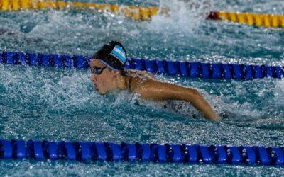 Siete marcas para el Sudamericano Juvenil en el República de natación de Santiago del Estero