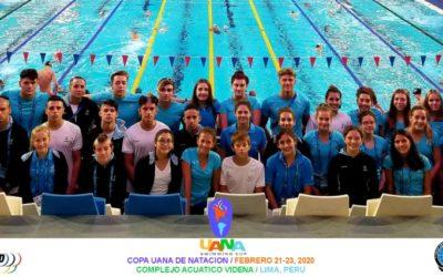 Copa UANA: Argentina campeón en varones y tercero en mujeres