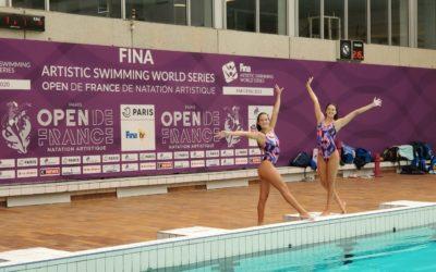 El dueto argentino ya está en París para el French Open