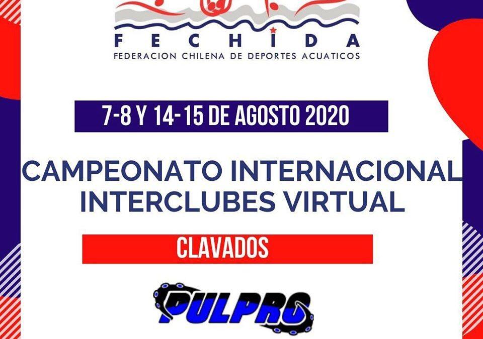 ARRANCA EL CAMPEONATO INTERCLUBES DE SALTOS ORNAMENTALES