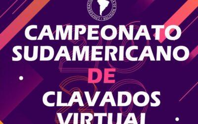Este jueves comienza el Primer Campeonato Sudamericano Virtual de Clavados 2020 y será televisado por Consanat TV