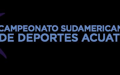 SE VIENE EL CAMPEONATO SUDAMERICANO DE DEPORTES ACUÁTICOS 2021