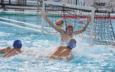Fecha 5 de polo acuático masculino del Sudamericana de Deportes Acuáticos