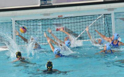 Fecha 3 de polo acuático femenino del Sudamericano De Deportes Acuáticos.