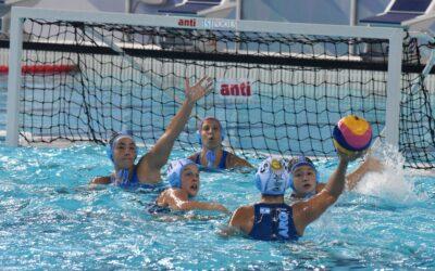 Fecha 6 de polo acuático femenino del Sudamericano De Deportes Acuáticos.