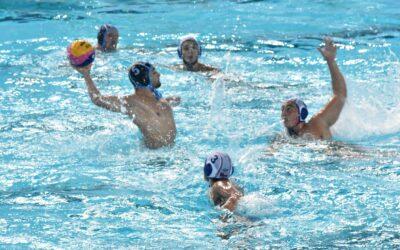 Fecha 2 de polo acuático masculino del Sudamericano De Deportes Acuáticos