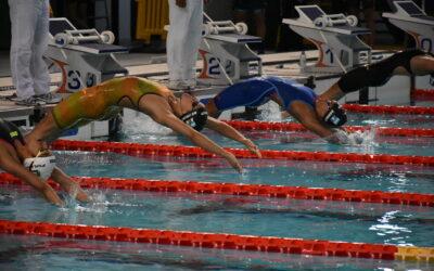 Gran actuación de nuestras selecciones en el primer día: 10 medallas en natación y excelente inicio en natación artística