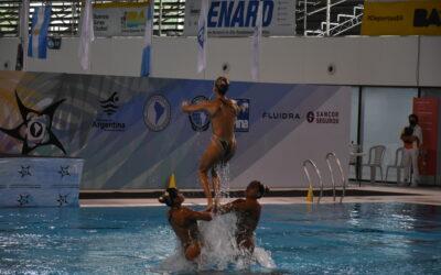 Sólo técnico y por Equipos técnico de Natación Artística – Sudamericano de Deportes Acuáticos