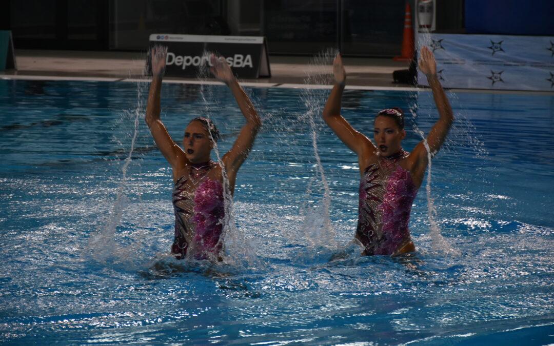 Dueto Técnico y Dueto Técnico Mixto de Natación Artística – Sudamericano de Deportes Acuáticos