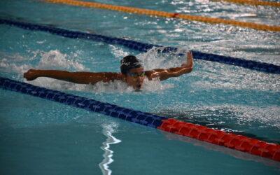 Jornada 3 de Eliminatorias de Natación en el Sudamericano de Deportes Acuáticos 2021