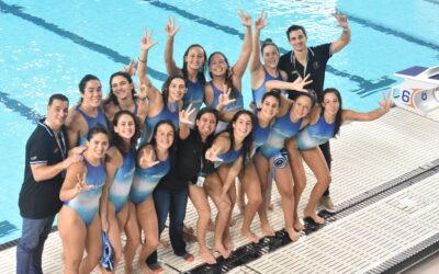 Las Tiburonas se quedaron con el bronce en el Sudamericano