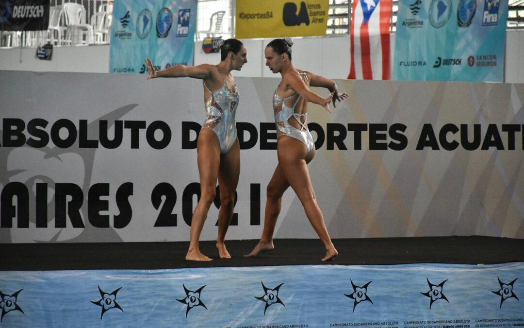 ARGENTINA CERRÓ SU PARTICIPACIÓN EN EL SUDA CON DOS MEDALLAS MÁS