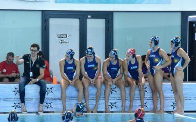 Fecha 4 de polo acuático femenino del Sudamericano De Deportes Acuáticos.