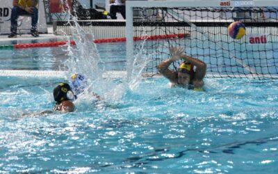 Fecha 5 de polo acuático femenino del Sudamericano De Deportes Acuáticos.