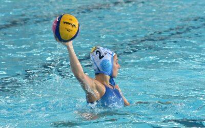 Fecha 7 de polo acuático femenino del Sudamericano De Deportes Acuáticos.