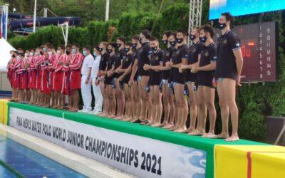 La derrota ante Croacia de los Yacarecitos en el Mundial Juvenil de Polo Acuático de Praga deja sensaciones positivas